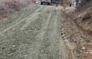 Rikonstruksioni i rrugëve në fshatin Burgajet dhe Mallunxë në Njësinë Administrative Lis.