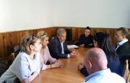Ambasadori i Norvegjisë, takim me drejtues të Bashkisë Mat