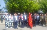 Përurohet Memoriali i Dëshmorit Halil Gashi