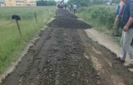 Nisën puna për rikonstruksionin e rrugës në Fshatin Urakë