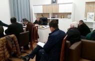 Kryetari i Bashkisë Mat,z.Nezir Rizvani mbledh shtabin e emergjencave civile