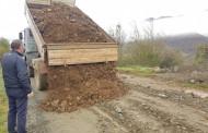 Rehabilitimin i rrugës në fshatin Bushkash