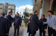 Kryetari i Bashkisë Z. Agron MALAJ ka pritur në një takim 9 prefektë nga 12 që janë në Qarqet e vendit.