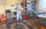 Vijon dezinfektimi i shkollave