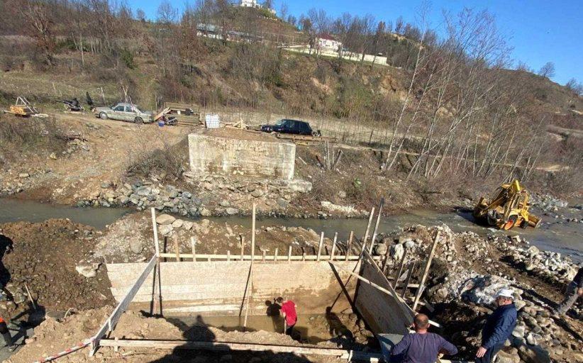 Nis puna për ndërtimin e urës
