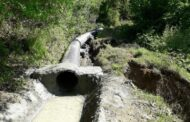 Nis puna për pastrimin dhe riparimin e kanaleve vaditëse